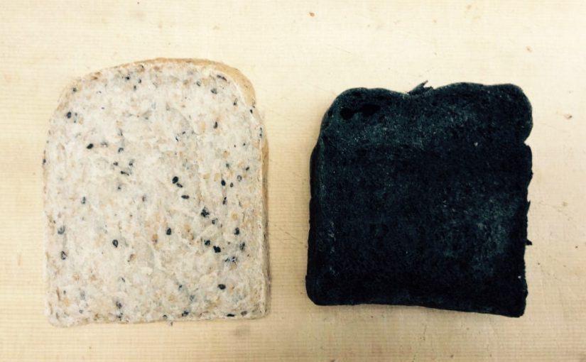 食パンの試行錯誤